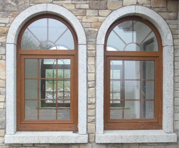 Window Arch Stone Cladding Stone Products Casas Fachadas Casitas