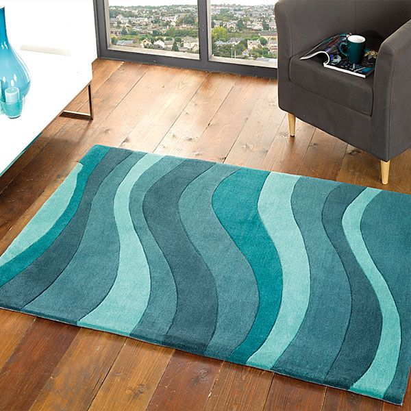 Best Teal Rug Ukcarpets Home Beautiful British Design 400 x 300