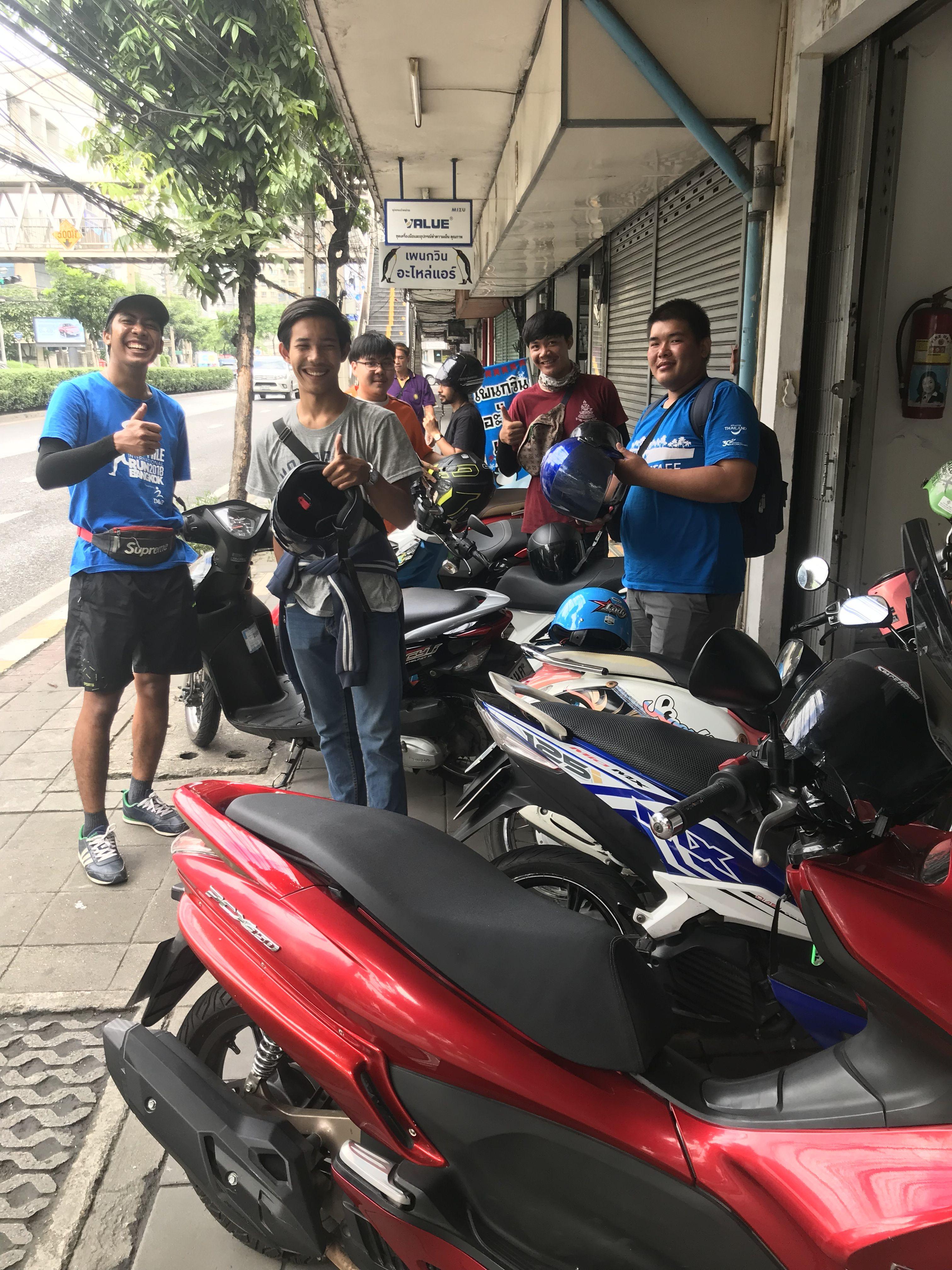 Motorbike Rental Bangkok Scooter Rental Bangkok Are You Looking
