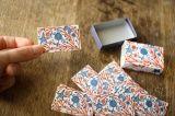 Letterpress Mini Note Cards in Match Box {Beach}