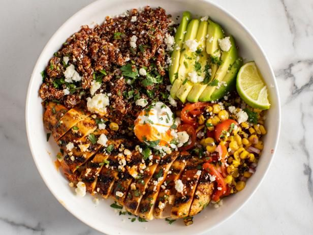 Photo of Chicken Quinoa Bowl