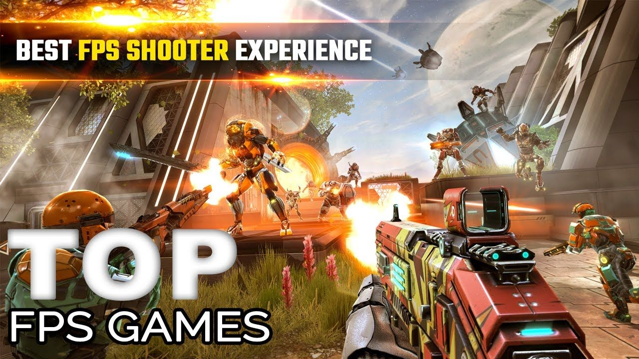 Top 10 New FPS Games for Android Fps