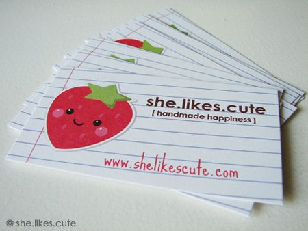 Cute Business Cards Ideas Google Search Brand Identity