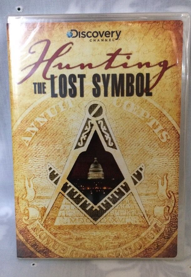 Details About New Sealed Discovery Channel Hunting The Lost Symbol