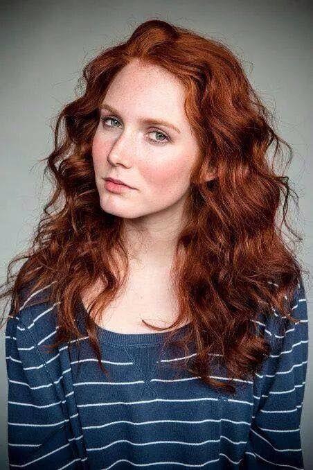 Goldie jones redhead