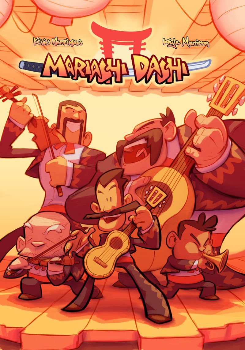 !!MARIACHI-DACHI!! by TheGreyNinja.deviantart.com