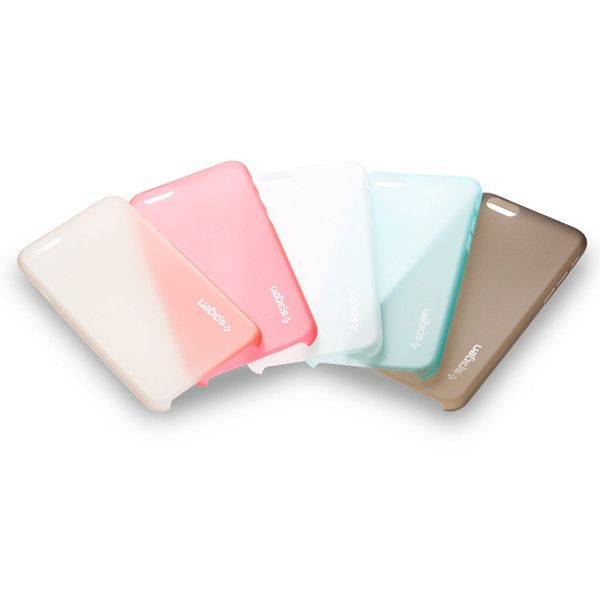The AirSkin™ case for the iPhone 6 measures just 0.4mm thick for an ultra thin experience. The case is manufactured with compressed polycarbonate for a paper-thin form that protects from bumps and scratches. A matte and urethane coating resists fingerprints while staying translucent, allowing the iPhone design to be visible in colored hues.  Shop Now: http://www.spigen.com/products/iphone-6-case-air-skin-4-7?variant=1154506529