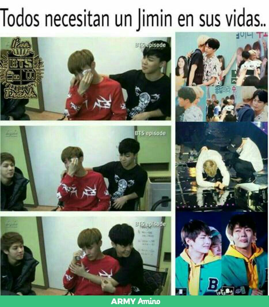 Por Eso Y Mucho Mas Te Amo Jimin Memes Coreanos Memes Memes Kpop