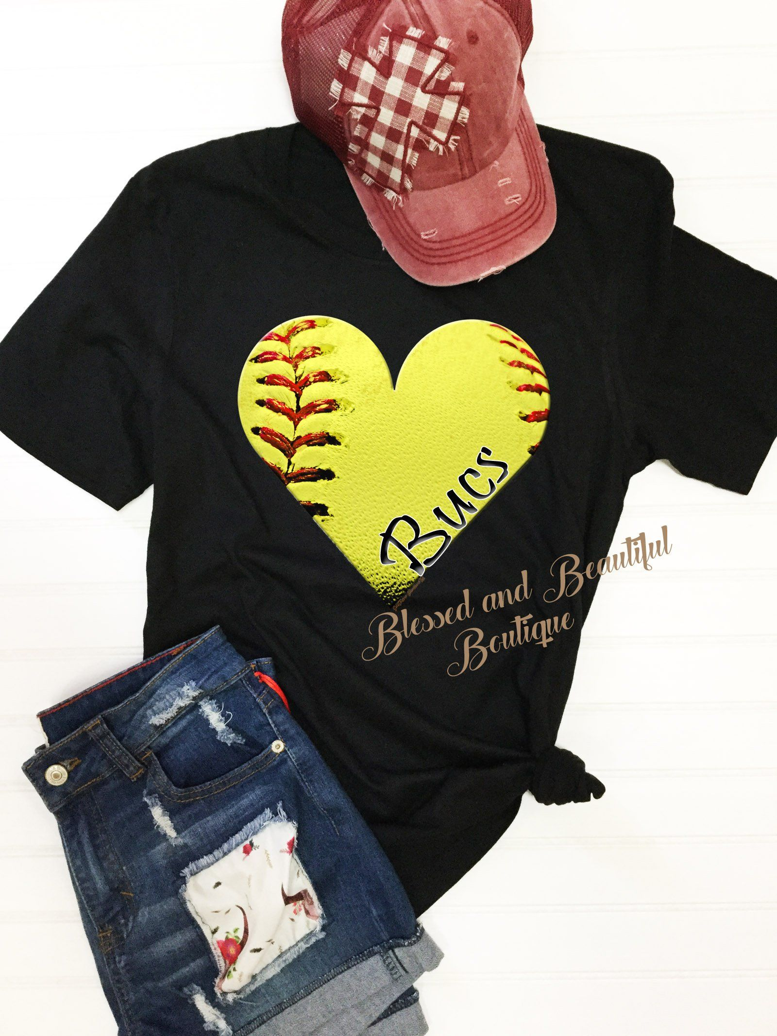 For the Love of Softball - Top Perfect shirt to show your ...
