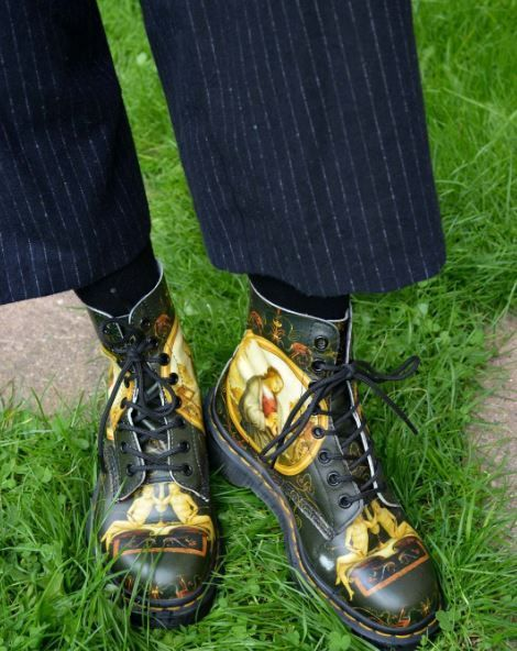 c931233dd8 Image result for dr marten di paolo   Doc martens   Shoes, Dr ...