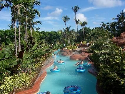 Lazy River Tidal Wave Section You Can Stay On The