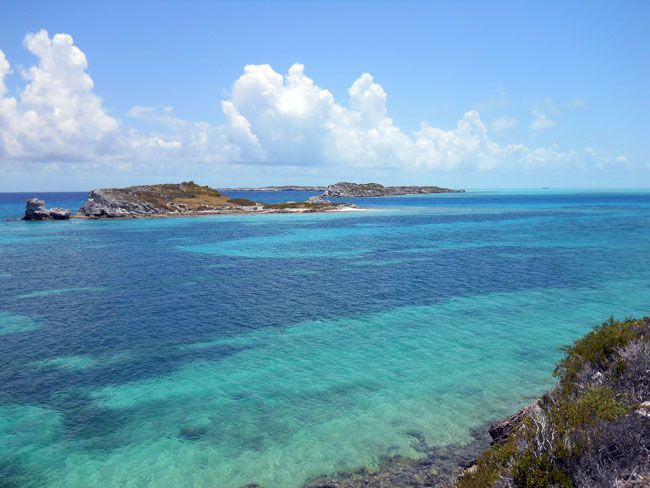 Ocean Beach Resort South Caicos Turks And Is Accessible By