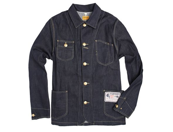 LIFE TIME GEAR: H. W. CARTER AND SONS | COATS PANTS SHIRTS SINCE 1859