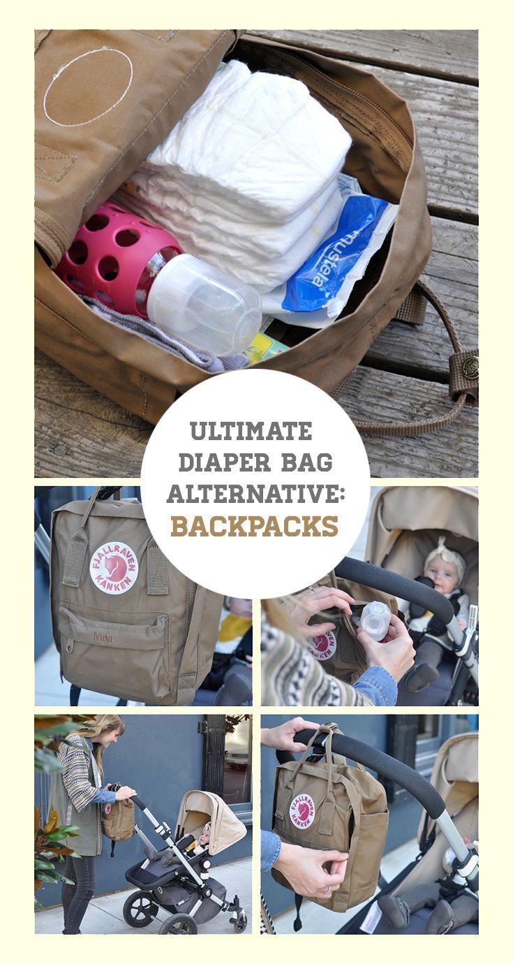 Diaper Bag Alternative Backpack A Whole World
