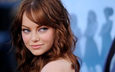 "Emma Stone: Before she charmed us as Olive Penderghast in ""Easy A,"" she was Emily Stone, a Scottsdale, Arizona native singing to audition for ""The New Partridge Family."" Few know that she started off as a reality television star who tried to get ahead with her voice, and although she's a talented singer, we like her as Emma Stone the comedian more."