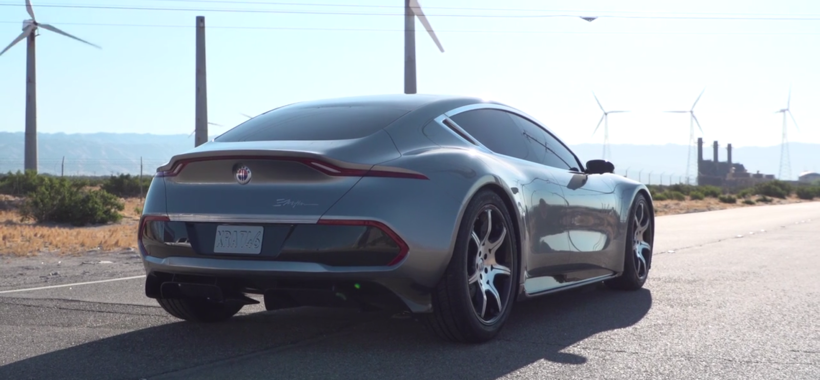 When Henrik Fisker relaunched its electric car startup last year, he ...