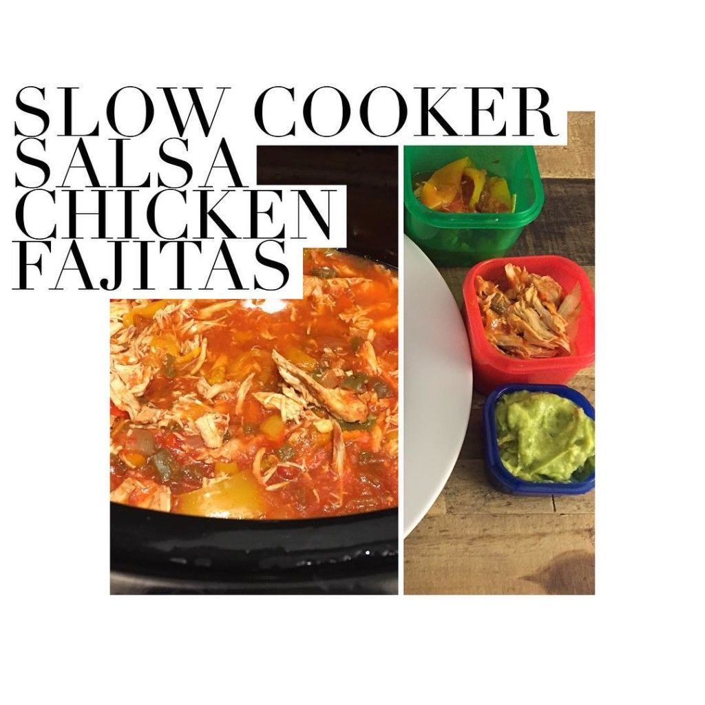 Salsa chicken fajitas in the slow cooker are amazing!! As you probably have noticed I am a bit obsessed with the slow cooker this year. It has made our lives so much easier at dinner time. I have been seeing some recipes for salsa chicken for a while and I have been dying to give...