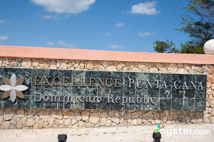 Outside the excellence punta cana places to go and see pinterest