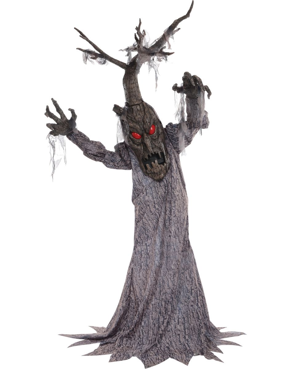 Haunted Animated Tree at SpiritHalloween.com - They say that the ...