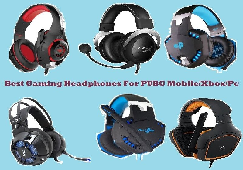 Guys if you are a PUBG game lover and looking for a nice headset for