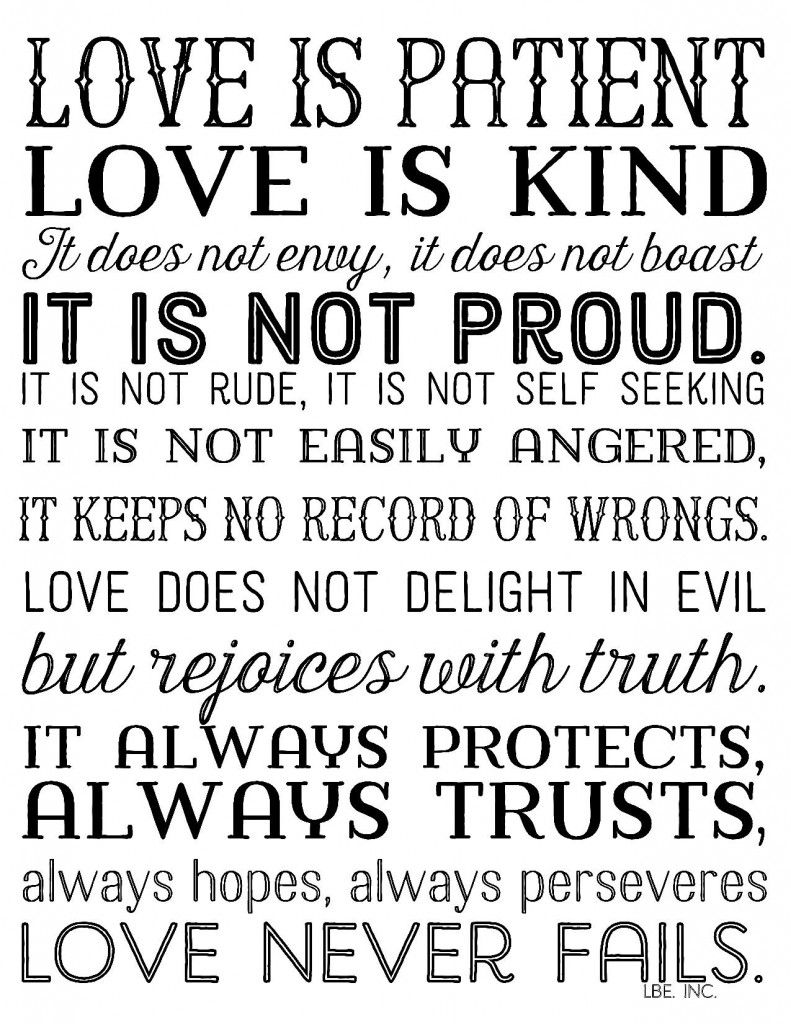 Love Is Kind Quote : quote, Inspirational, Quotes-,