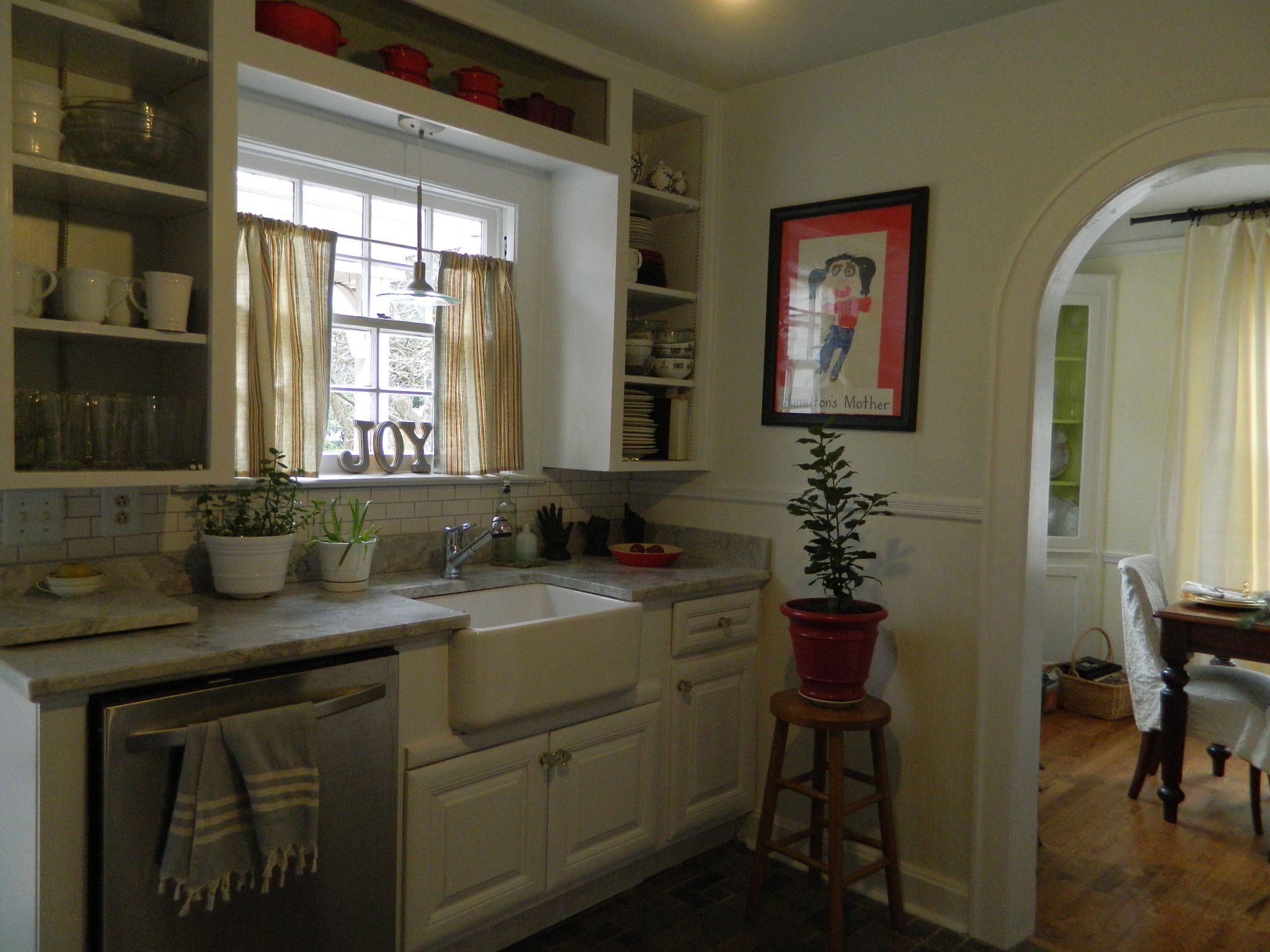 Small Cape Cod Cottage Kitchen Small Cottage Kitchen Tiny