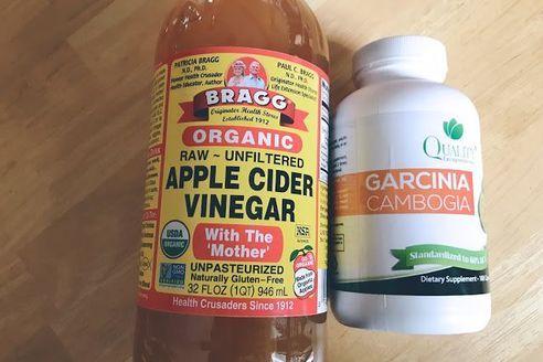 dieta garcinia cambogia y vinagre de manzana