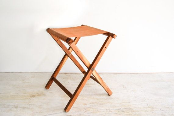 Camp Stool Canvas Chair Camping Chair Folding Camping Stool