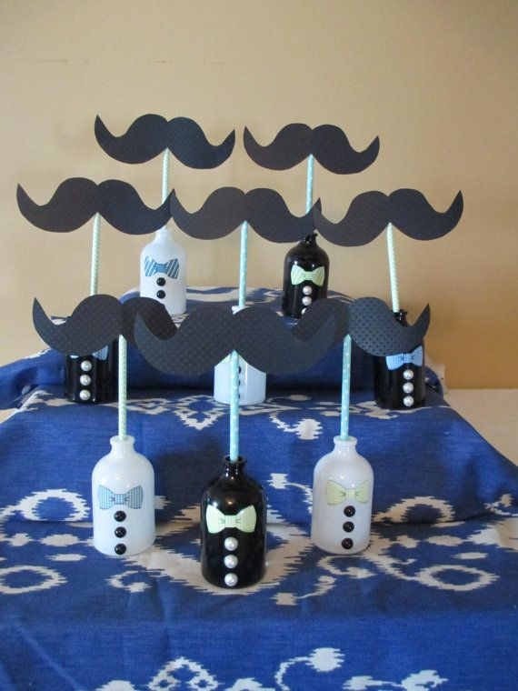 Hey, I found this really awesome Etsy listing at https://www.etsy.com/listing/227199401/mustache-table-decoration-party-decor