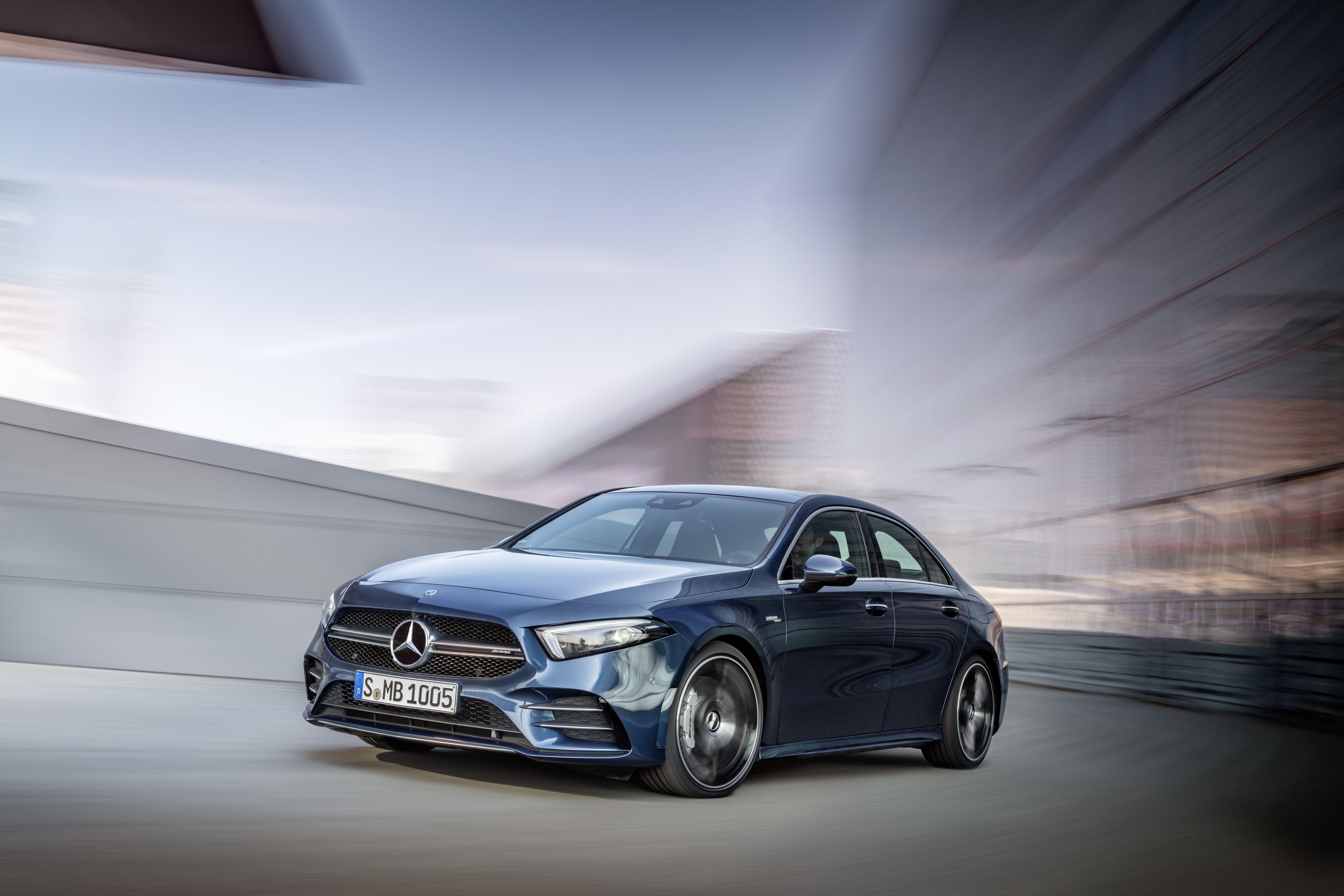 2020 Mercedes Amg A45