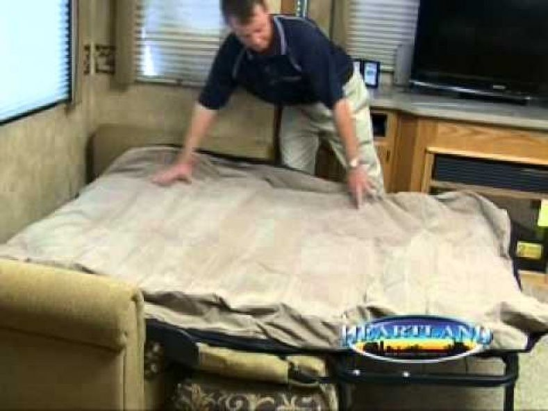 Rv Sleeper Sofa Air Mattress Mattress Ideas Pinterest