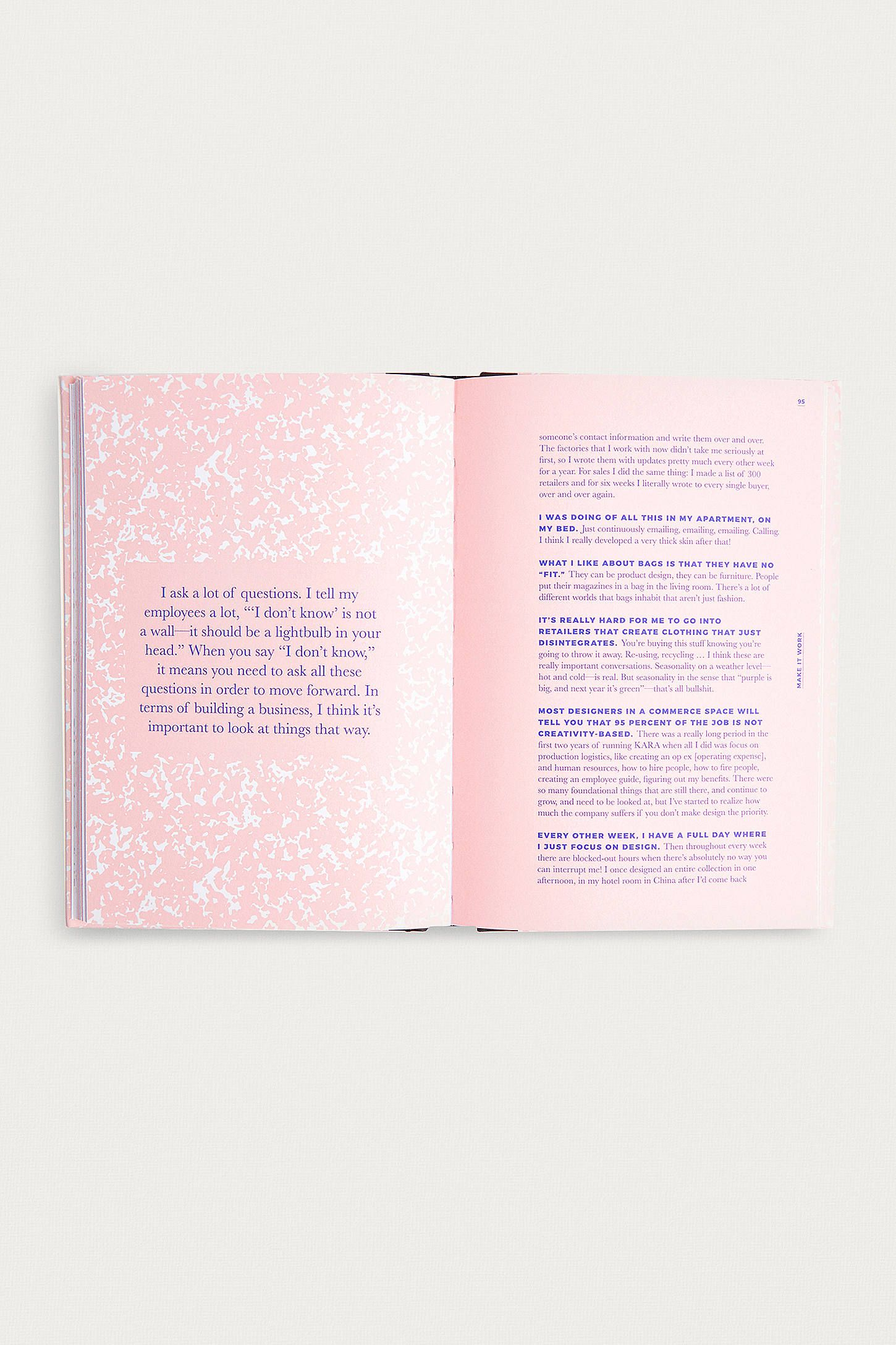 the working womans handbook ideas insights and inspiration for a successful creative career