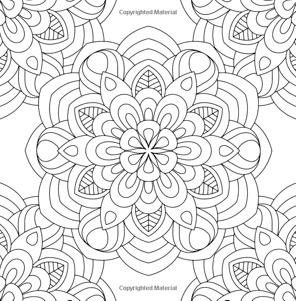 Amazon com Patterns Adult Coloring Book Enjoyable coloring book for Adults Relaxation, Focusing, Meditation, SelfHelp, Stress Relief and Pure Fun! (9781547119950) Elinorka Books is part of Adult coloring pages -