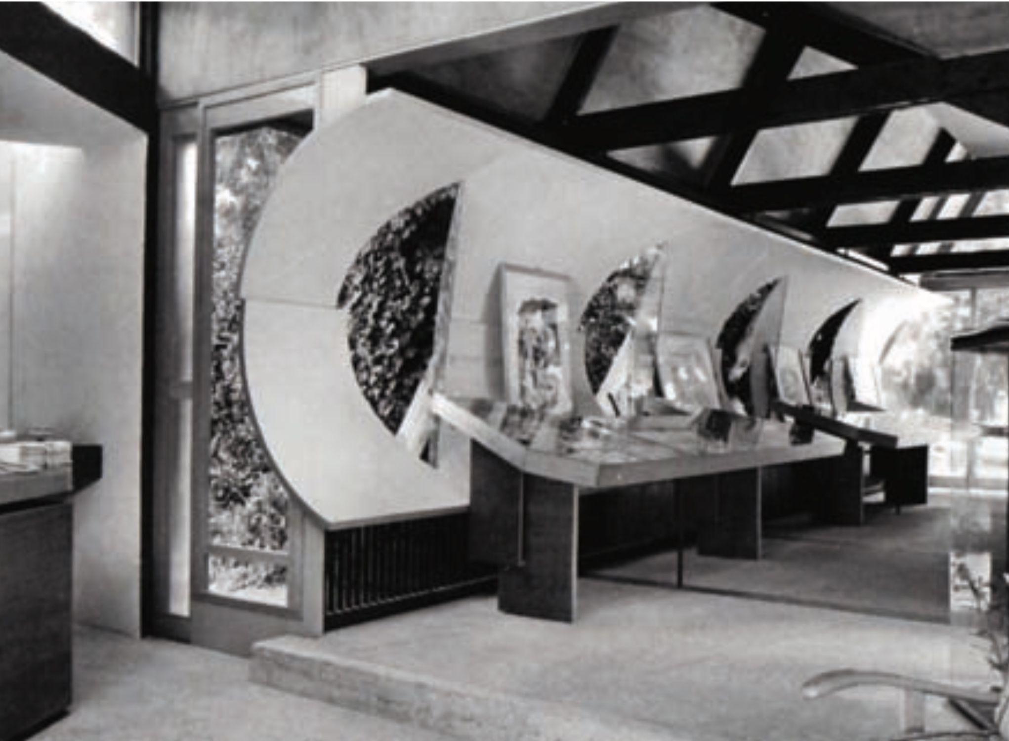 Carlo Scarpa's Giardini book pavilion (July 195012.05
