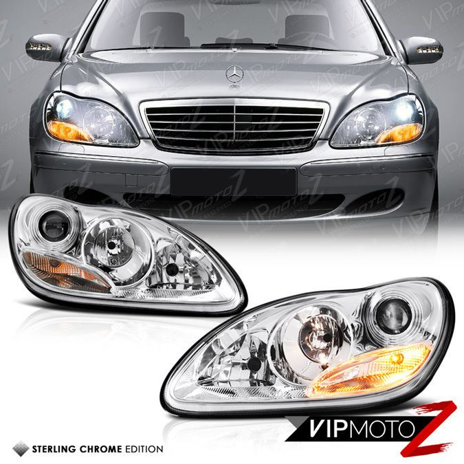 Details about [FACTORY HID XENON STYLE] 20032006 Benz