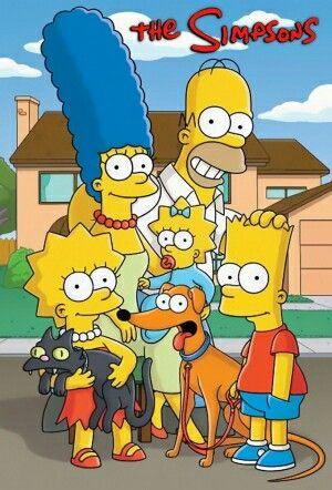 Família Simpsons