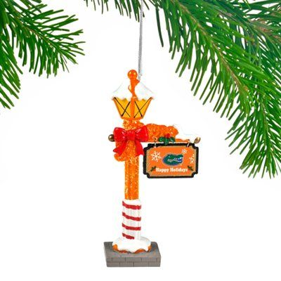 Florida Gators Street Lamp Ornament Gator Sportshop Christmas Ornaments Merry Christmas Pictures Ornaments