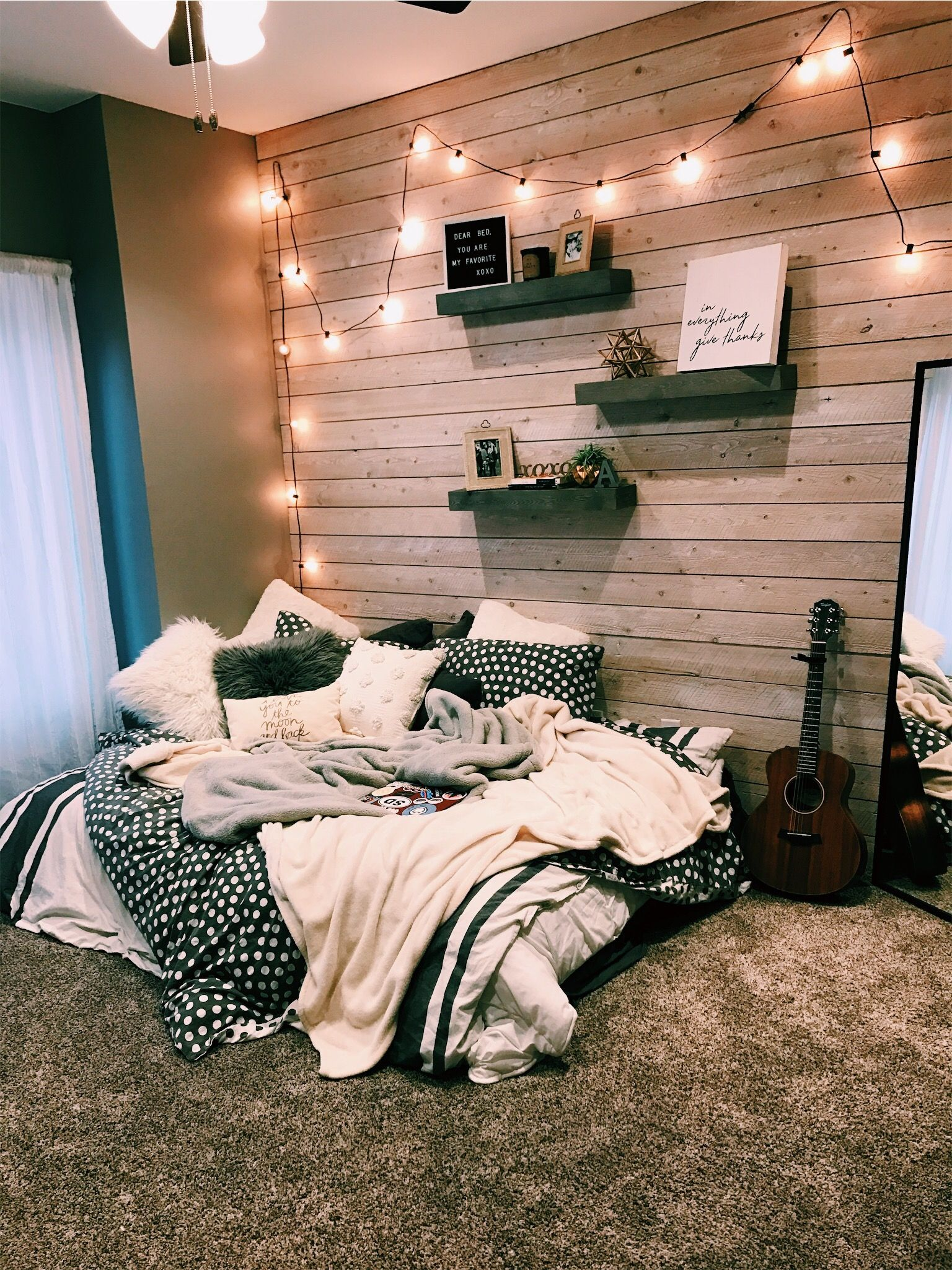 VSCO - ashtynschae | Home Sweet Home | Dream rooms, Comfy bedroom