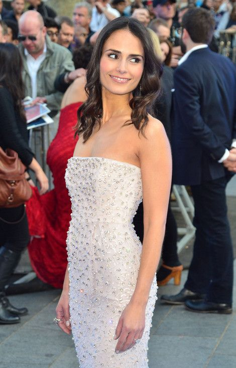 Jordana Brewster at Fast and Furious 6 Premier