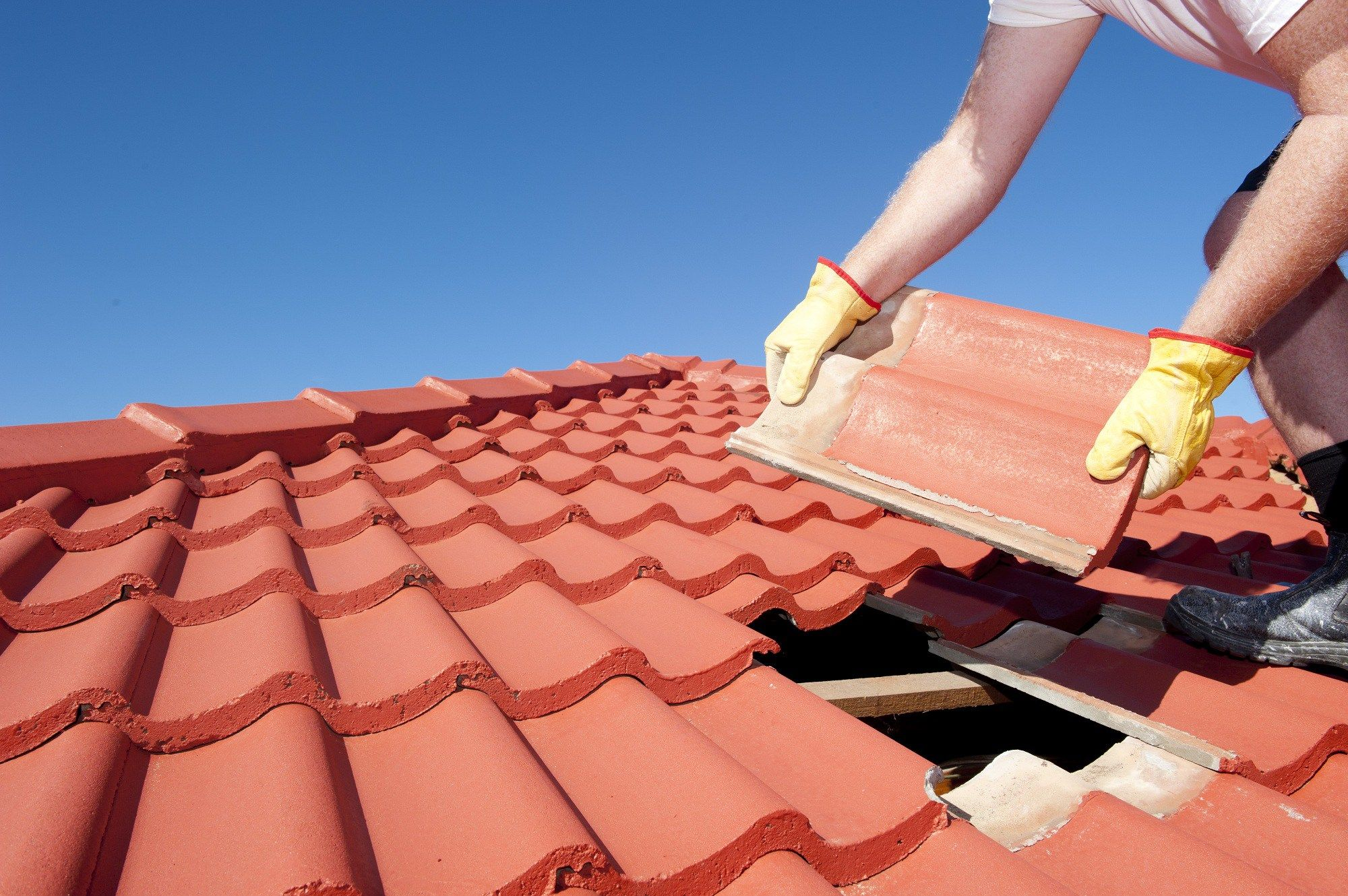 Shingles are often the most economical solution for yor