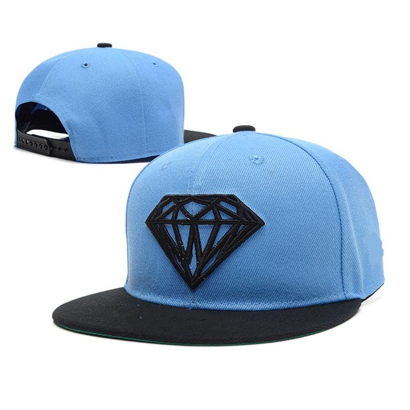 Cheap 2015 nuevo diseño Wine Red Diamond HipHop sombrero de béisbol ... daf2bf0f983