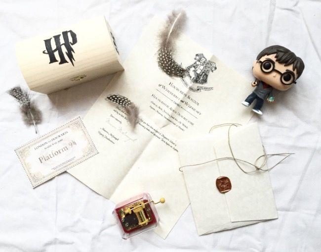 DIY ; Des cadeaux pour les fans d'Harry Potter ! ⚡️