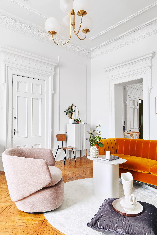 A Minimal Montreal Apartment Has Dreamy Parisian Vibes Decoration Interieure Deco Maison Deco