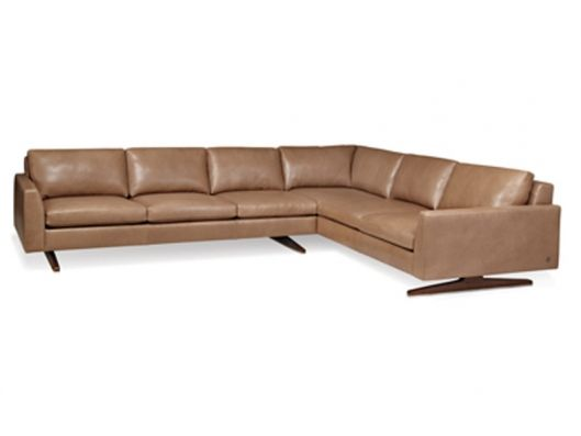 Remarkable Flynn Sectional Sofas And Sectionals American Leather Cjindustries Chair Design For Home Cjindustriesco