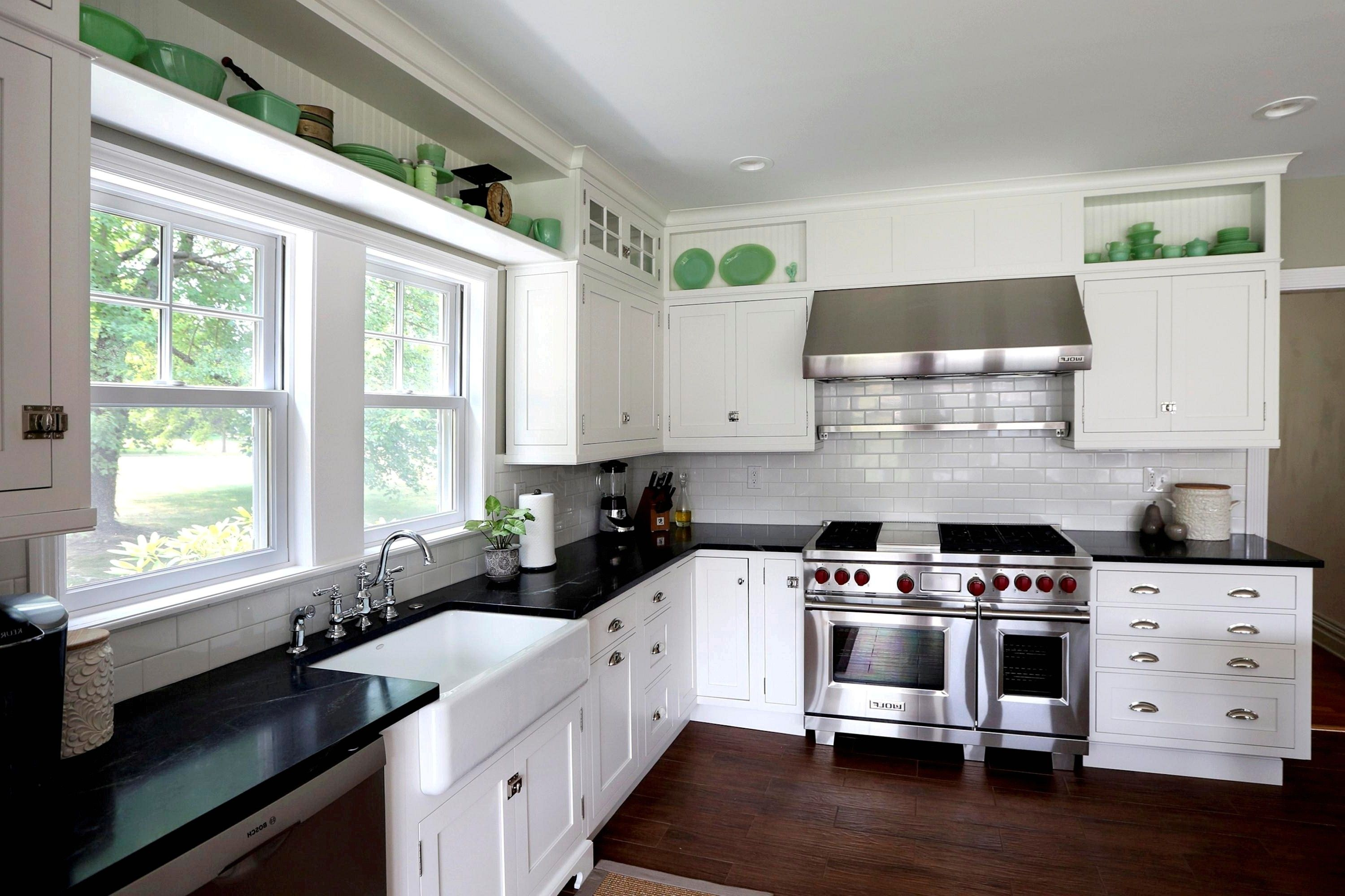 white cabinets dark countertop. image result for white cabinets, nutmeg stain oak floor, what countertops cabinets dark countertop a