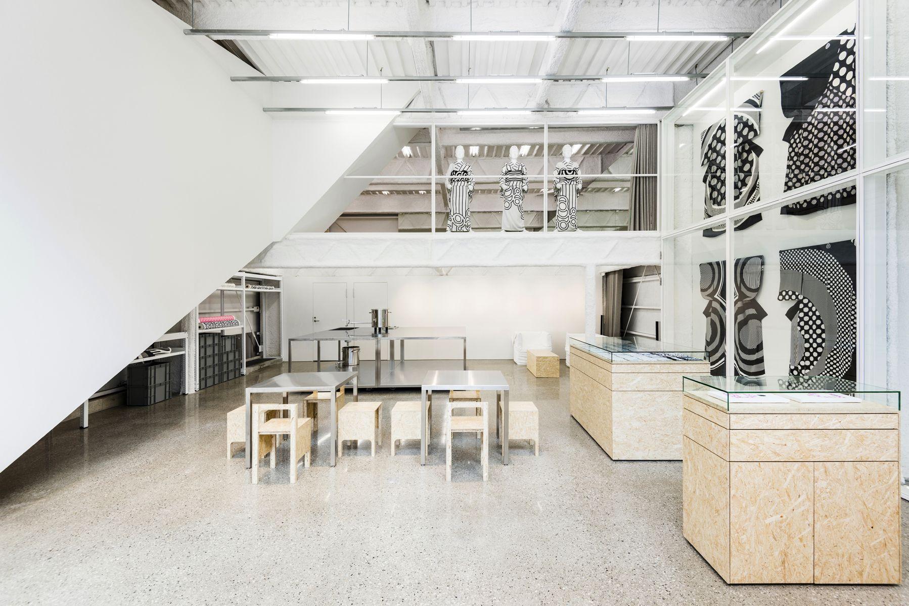 Hiroko Takahashi has a new Studio by Schemata architects