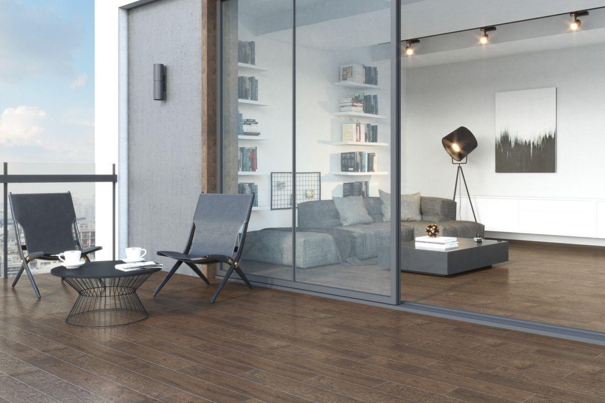 Im Trend: Holzfliesen im Dielenformat von Meissen Keramik. Geeignet ...