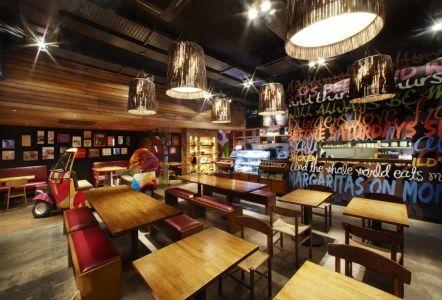 BBQ, Seoul   Visual Merchandising and Store Design   Restaurant ...
