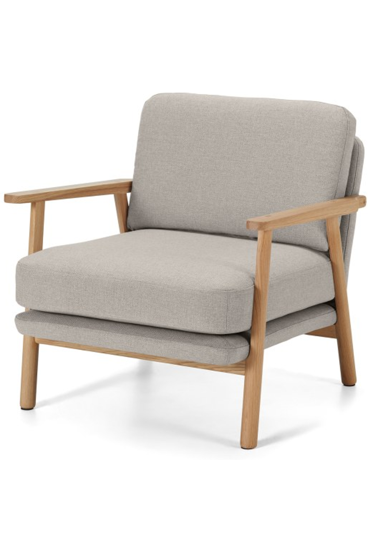Lars Accent Armchair Salcombe Beige Armchair Accent Chairs Chair
