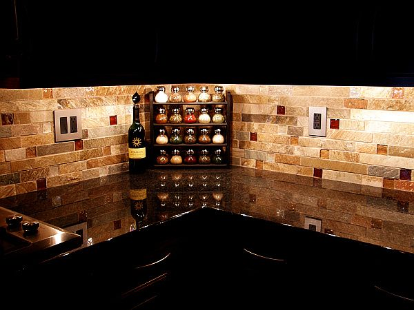 12 Unique Kitchen Backsplash Designs home ideas Pinterest